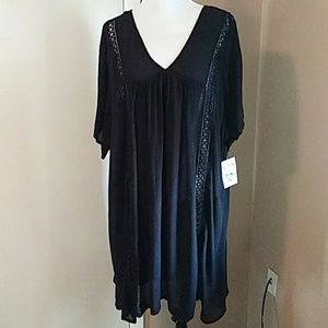 Tahiti tunic cover up size L